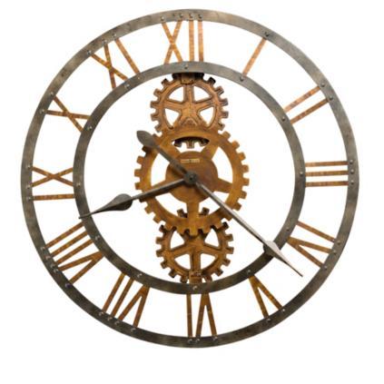 Crosby Wall Clock by Howard Miller