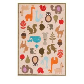 Critter Area Rug