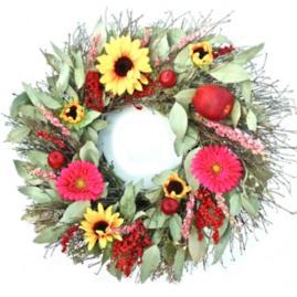 Four Seasons Wreath