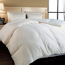 Hungarian 700TC White Goose Down Comforter