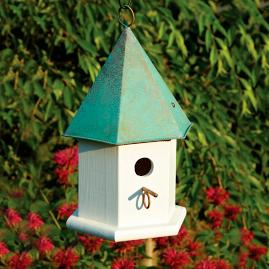 Songbird Hanging Bird House