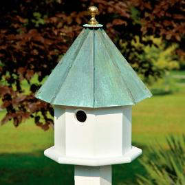 Oct Avian Bird House