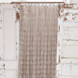 Chichi Petal Shower Curtain |