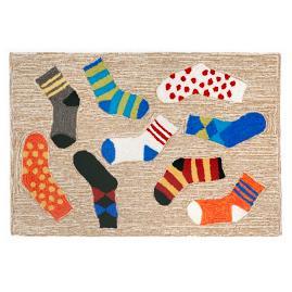 Lost Socks Door Mat