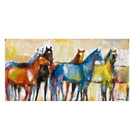 Brilliant Stallions Wall Art
