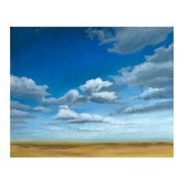 Big Sky Wall Art II