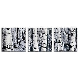 Forest Metal Wall Art