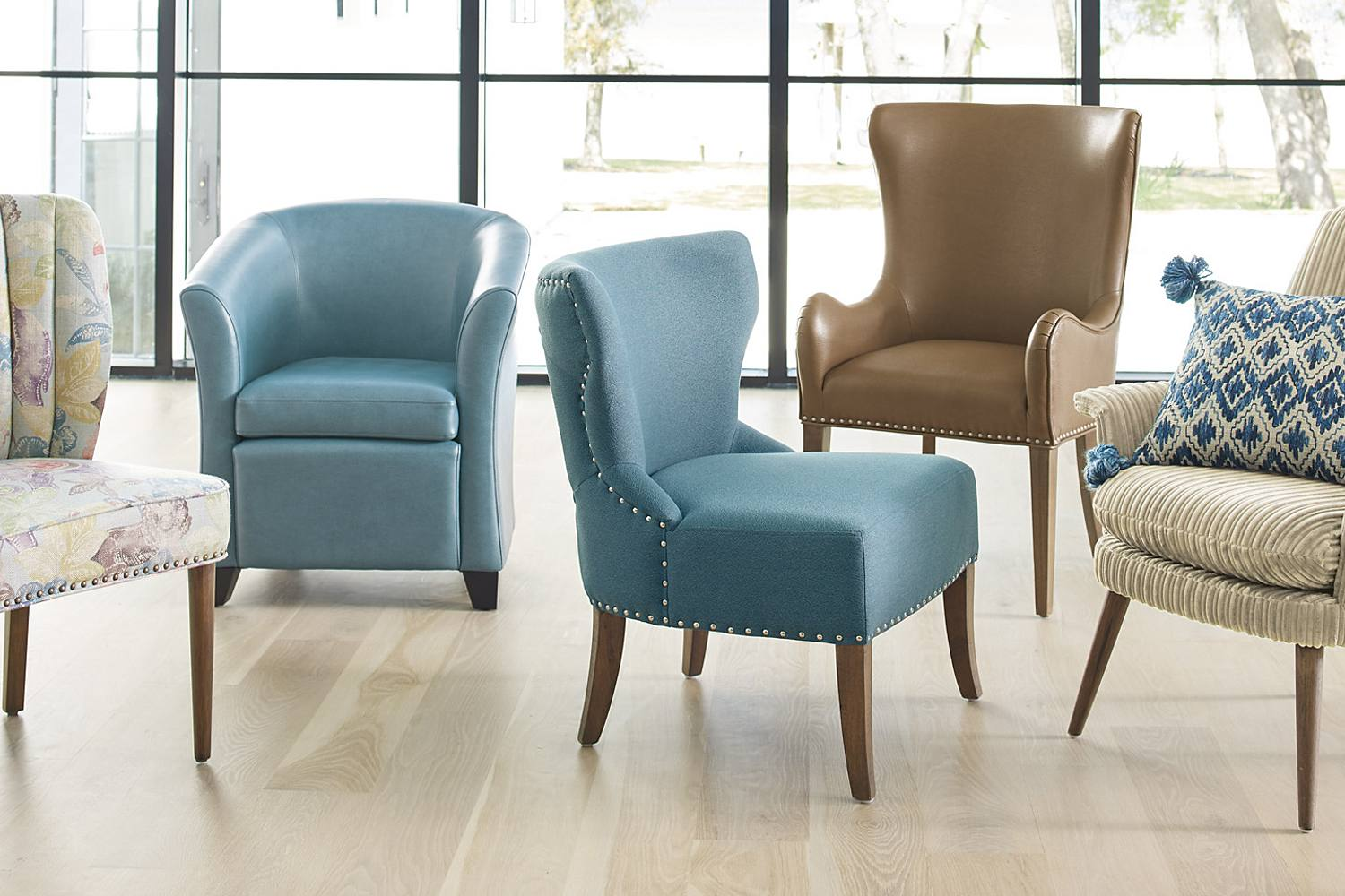 Brilliant 7 Reasons To Love Our 299 Accent Chairs Grandin Road Blog Machost Co Dining Chair Design Ideas Machostcouk