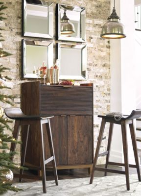 New ideas low profile curved Oak Park bar stools look impeccably sleek and inviting