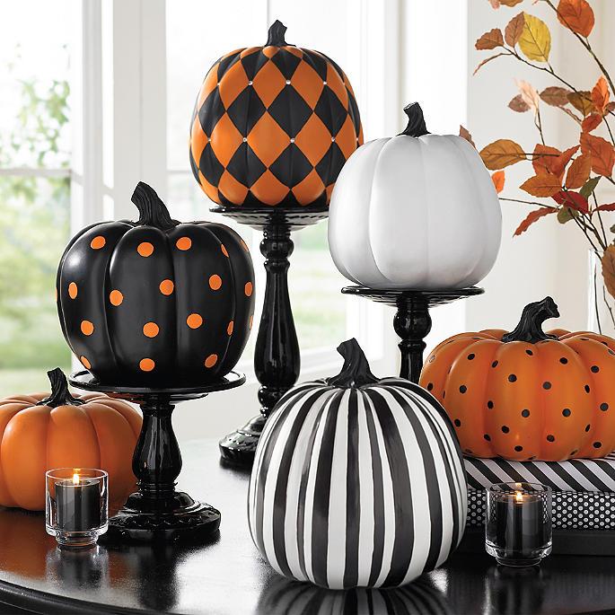 Designer Pumpkin Collection Grandin Road