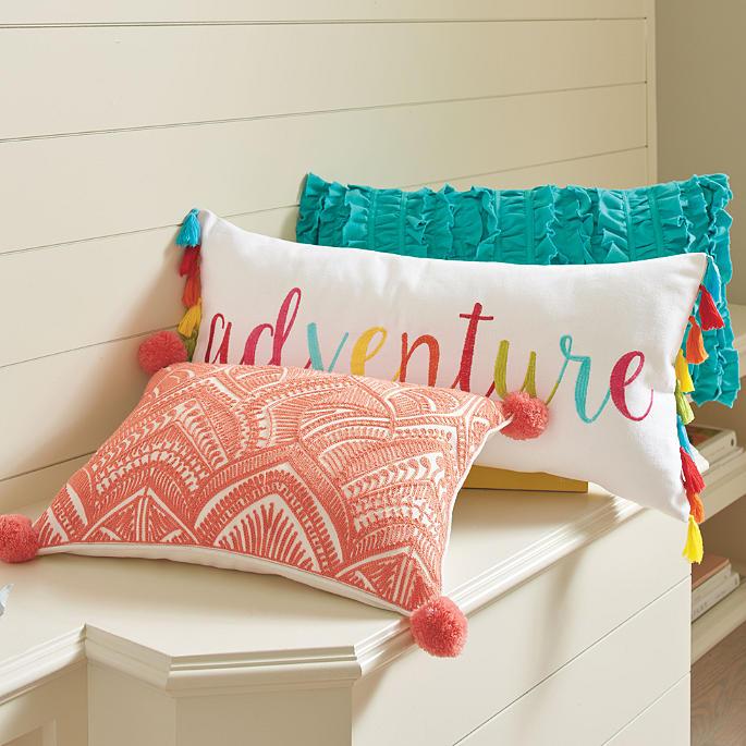 Adventure Pillow Collection Grandin Road