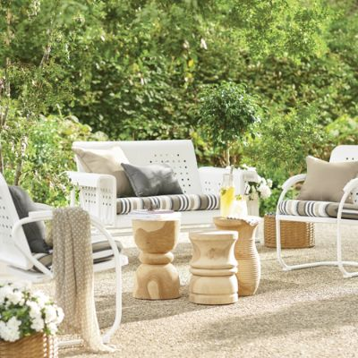 Retro Outdoor Furniture Collection Grandin Road