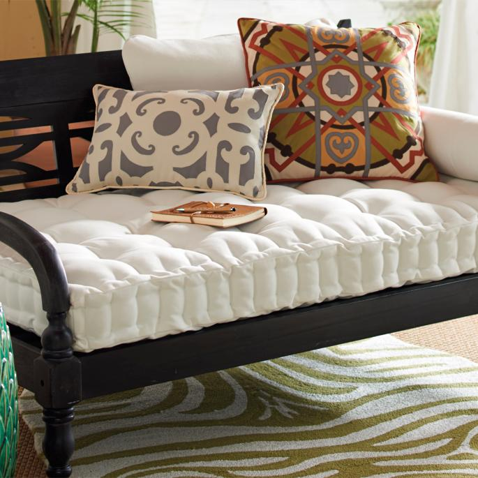 iso indonesian style daybed. Black Bedroom Furniture Sets. Home Design Ideas