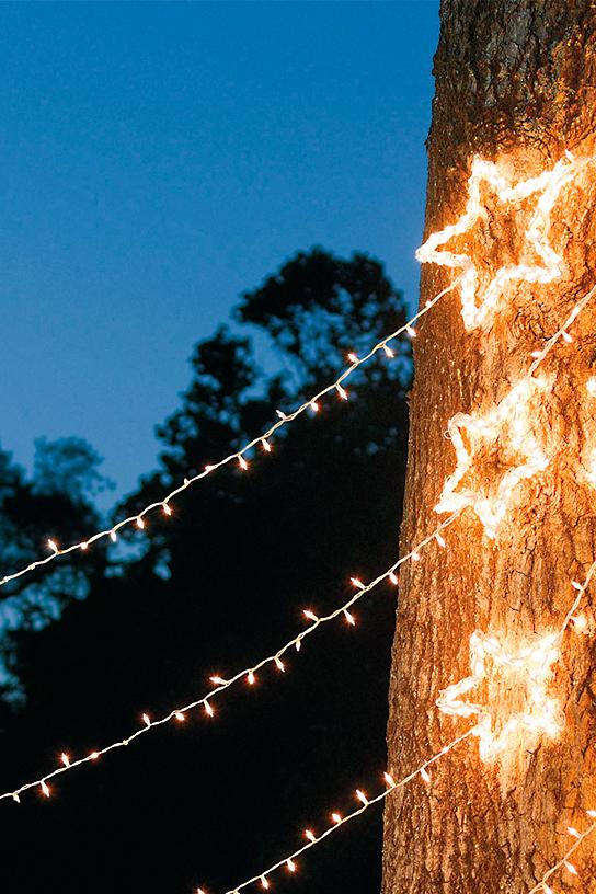 Shooting Star Cluster Light Displays Grandin Road
