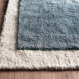 Denison Shag Area Rug