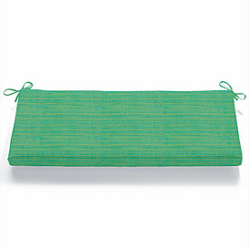 Sunbrella Knife Edge Bench Cushion