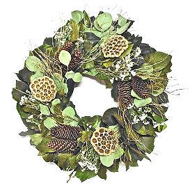 Christmas Palace Wreath