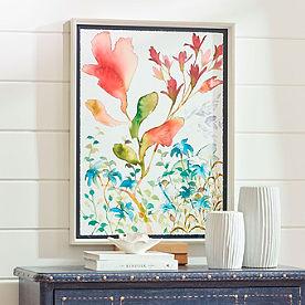 Floral Medley III Wall Art