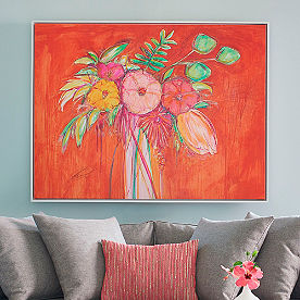 Wallflowers Wall Art