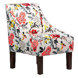 Renee Floral Chair