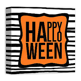 Happy Halloween Wall Art