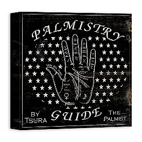 Palmistry Guide Wall Art