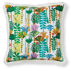 Blakely Pillow 22in Tropical