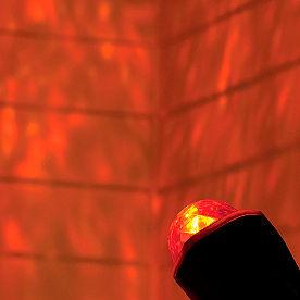 Fire and Ice Spotlight