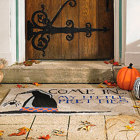 My Little Pretties Doormat