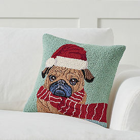 Christmas Companion Pillow, Charlie