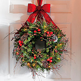 Mackinley Cordless Wreath