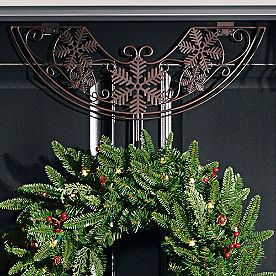 Snowflake Adjustable Wreath Hanger