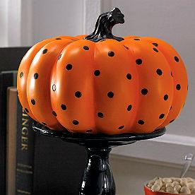 Small Dot Pumpkin
