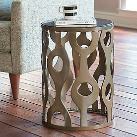 Mirro Side Table