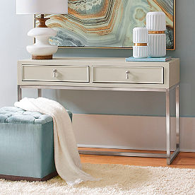 Riley 2-Drawer Console
