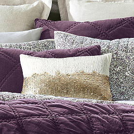 Sequin Flair Pillow