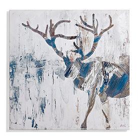 Carson the Caribou Artwork