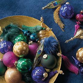 Uptown Brights 20-pc. Ornament Set