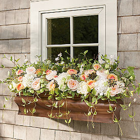 Spring Morning Window Box Filler