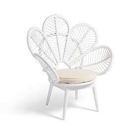 Daisie Rattan Chair