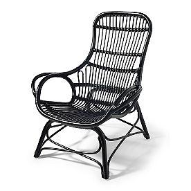 Indah Rattan Arm Chair