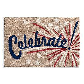 Celebrate Americana Doormat