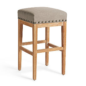 Mila Backless Bar & Counter Stool