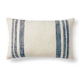 Morgan Stripe Pillow