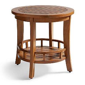 Teak Spa Table