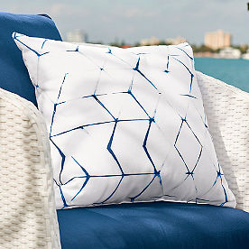 Charlie Outdoor Pillow