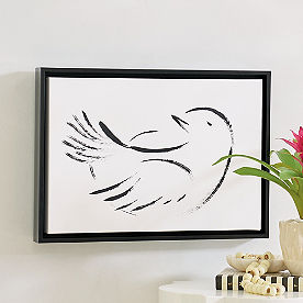 Songbird Wall Art