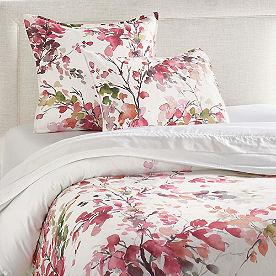Autumn Blossom Duvet Cover