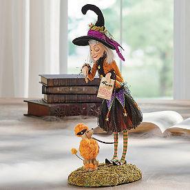 Bewitching Figure, Belinda