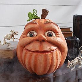 Expressive Pumpkin, Wilson
